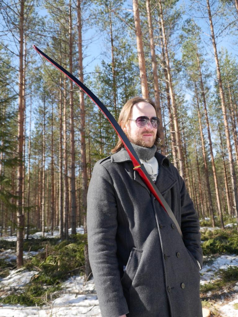 Aleksandr - born to be Robin Hood