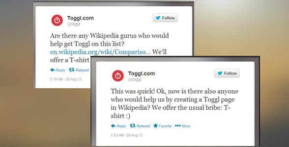 Wikipedia Tweet3