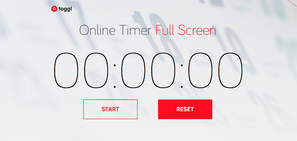5 Online Timers To Track Work Time And Boost Productivity Toggl Blog