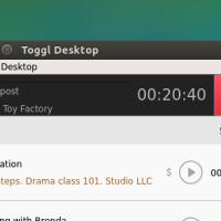 Toggl Desktop for Linux Beta-released