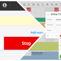 Visual Task Management Integrated With Toggl Time Tracking