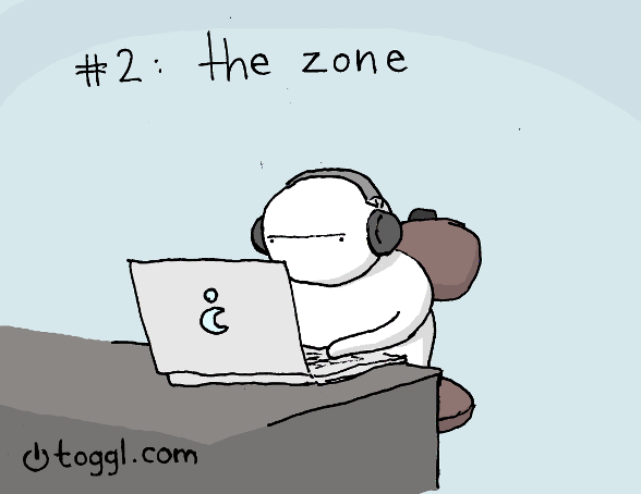 02 - programmer in the zone comic
