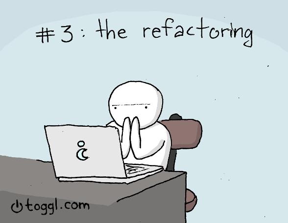 03 - programmer refactoring comic