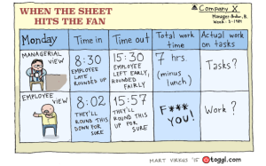 why timesheets suck