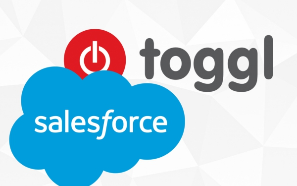 Toggl Button inside Salesforce