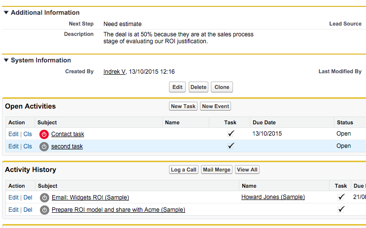 A Time Tracking App That Works Inside Salesforce Yup Youve – Sample Time Tracking
