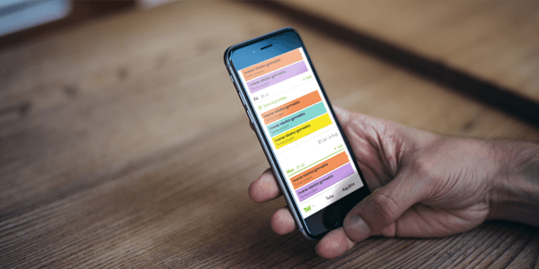 Mobile appointment scheduling software