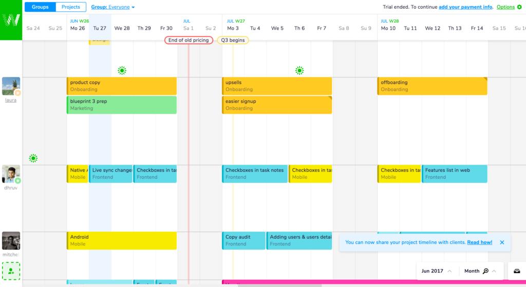 google business kalender