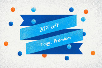 Do You Want 20% off Toggl Premium?