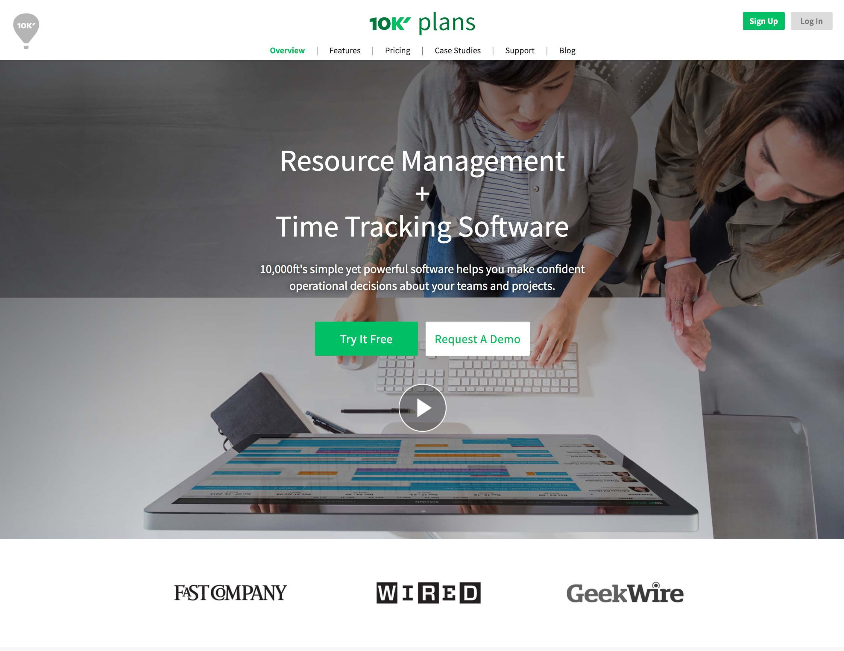 Top 5 Resource Planning And Management Tools - Teamweek