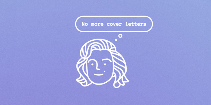 Hundred5-No-more-cover-letters-job