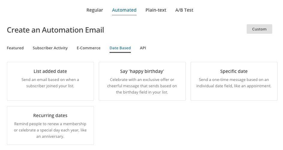 B2B EmailMarketingAutomation