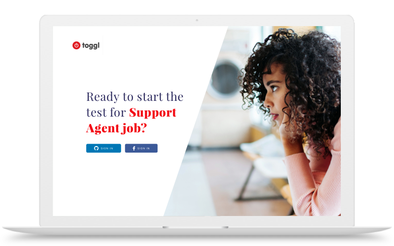 For My Past Jobs, Friends And Acquaintances Paved The Way. I Never Had To  Apply For Real. That Changed When I Applied For Toggl. No One I Knew Could  Help Me ...  Job Test