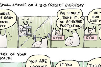 Time Management As Told By Slow Animals [Comic]
