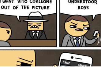 How Movies Would Be Different With Cellphones [Comic]