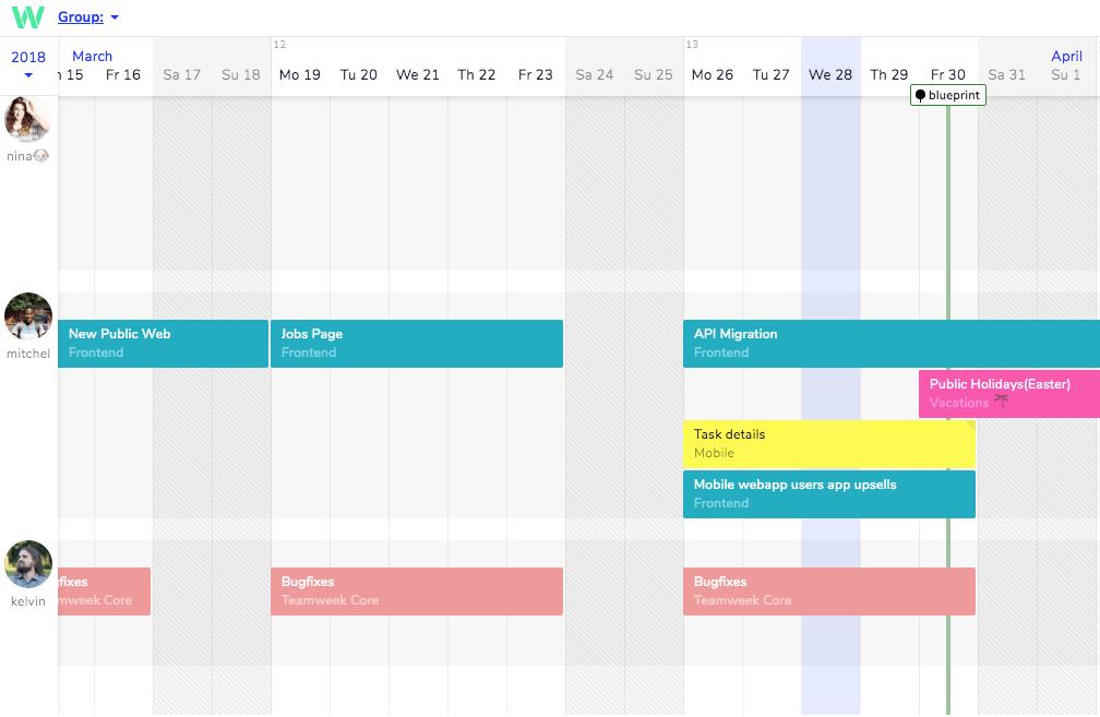 time management tips teamweek