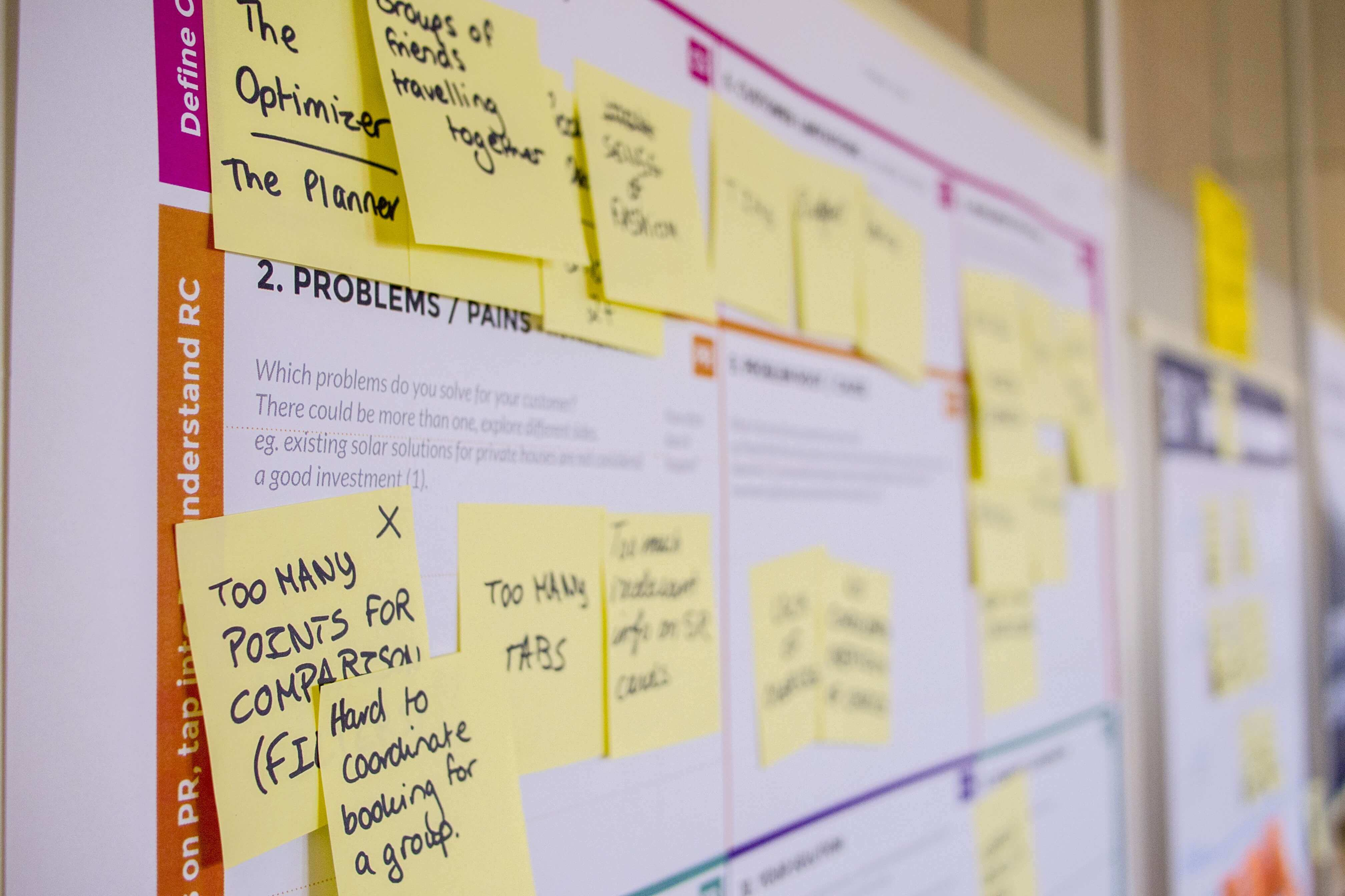 how to make a timeline for your project
