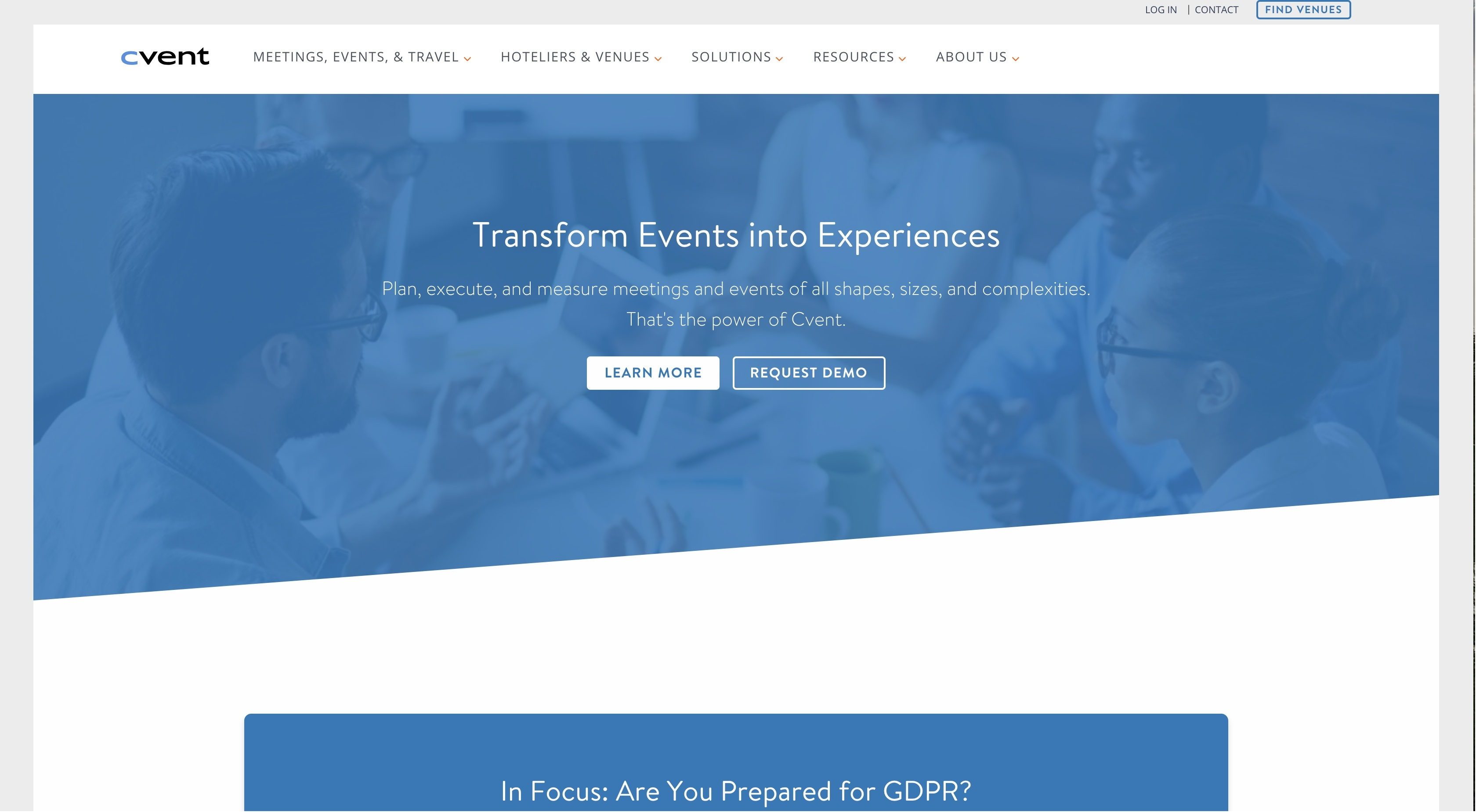 event management software roundup