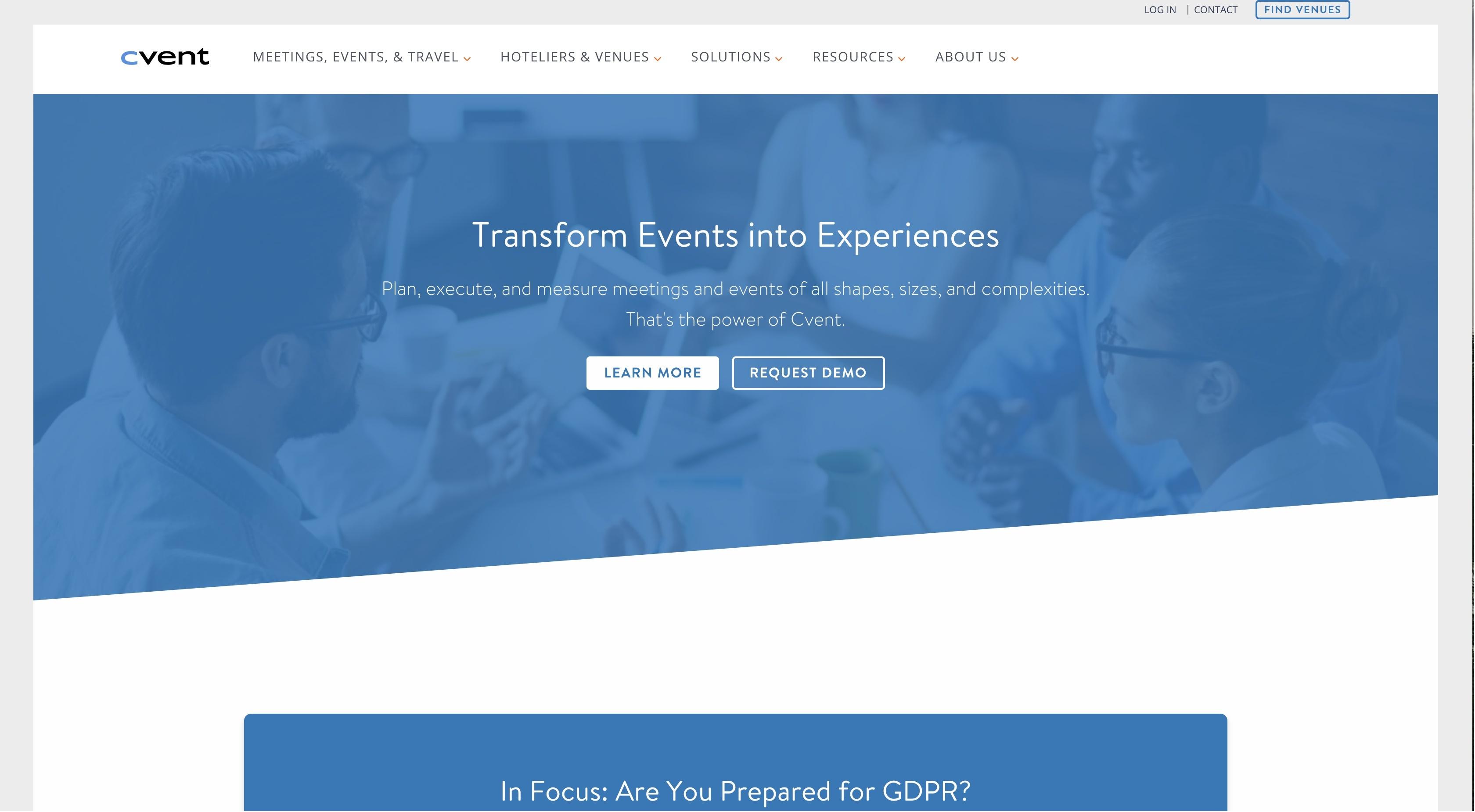 event management software roundup