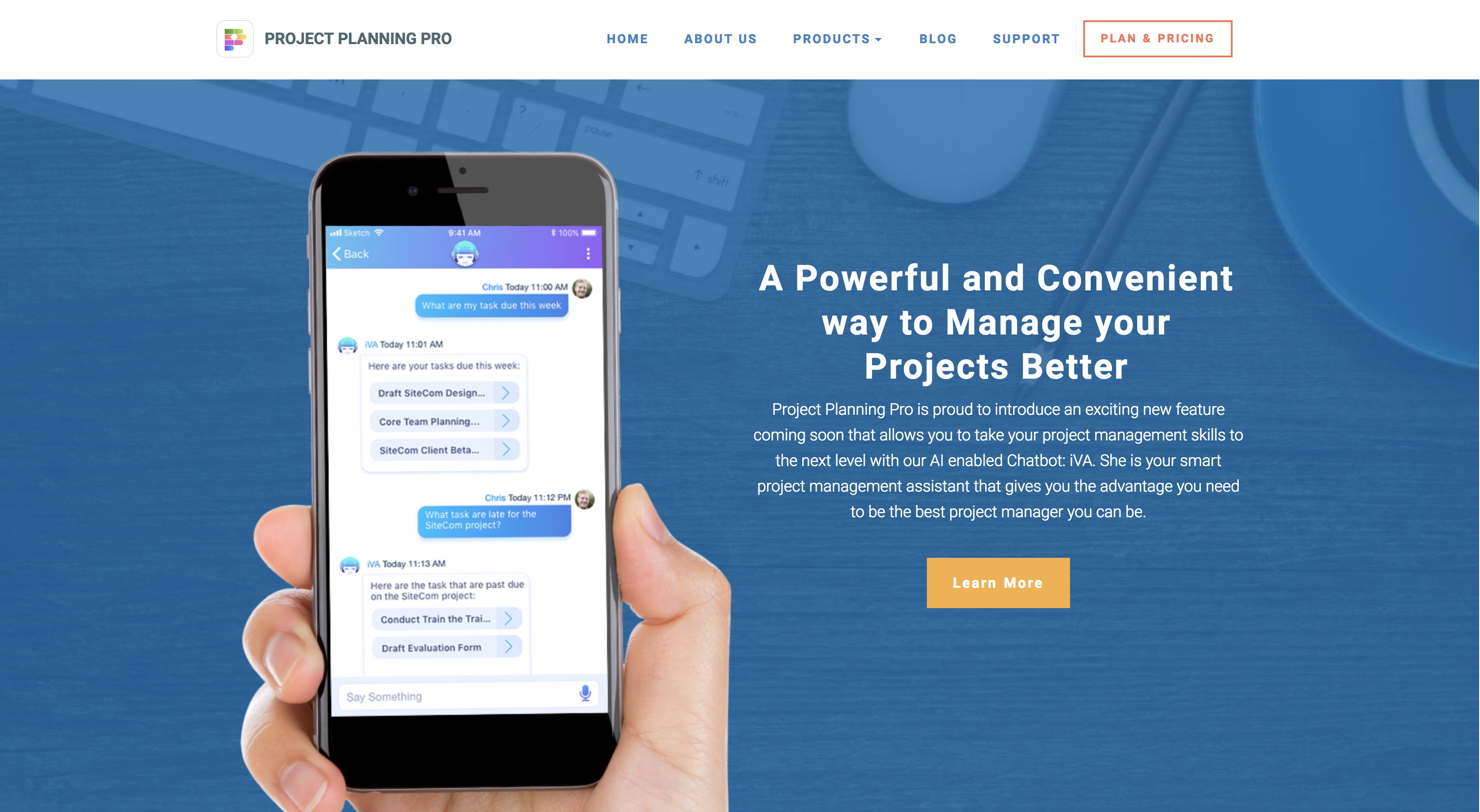 project planning apps