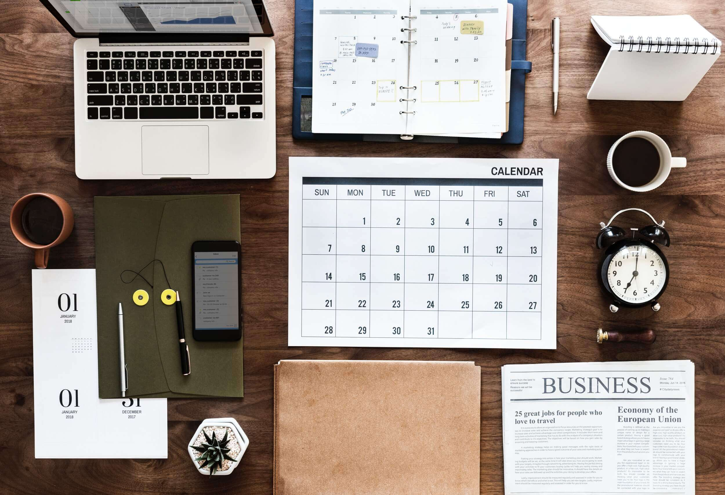 schedule maker and planning tips