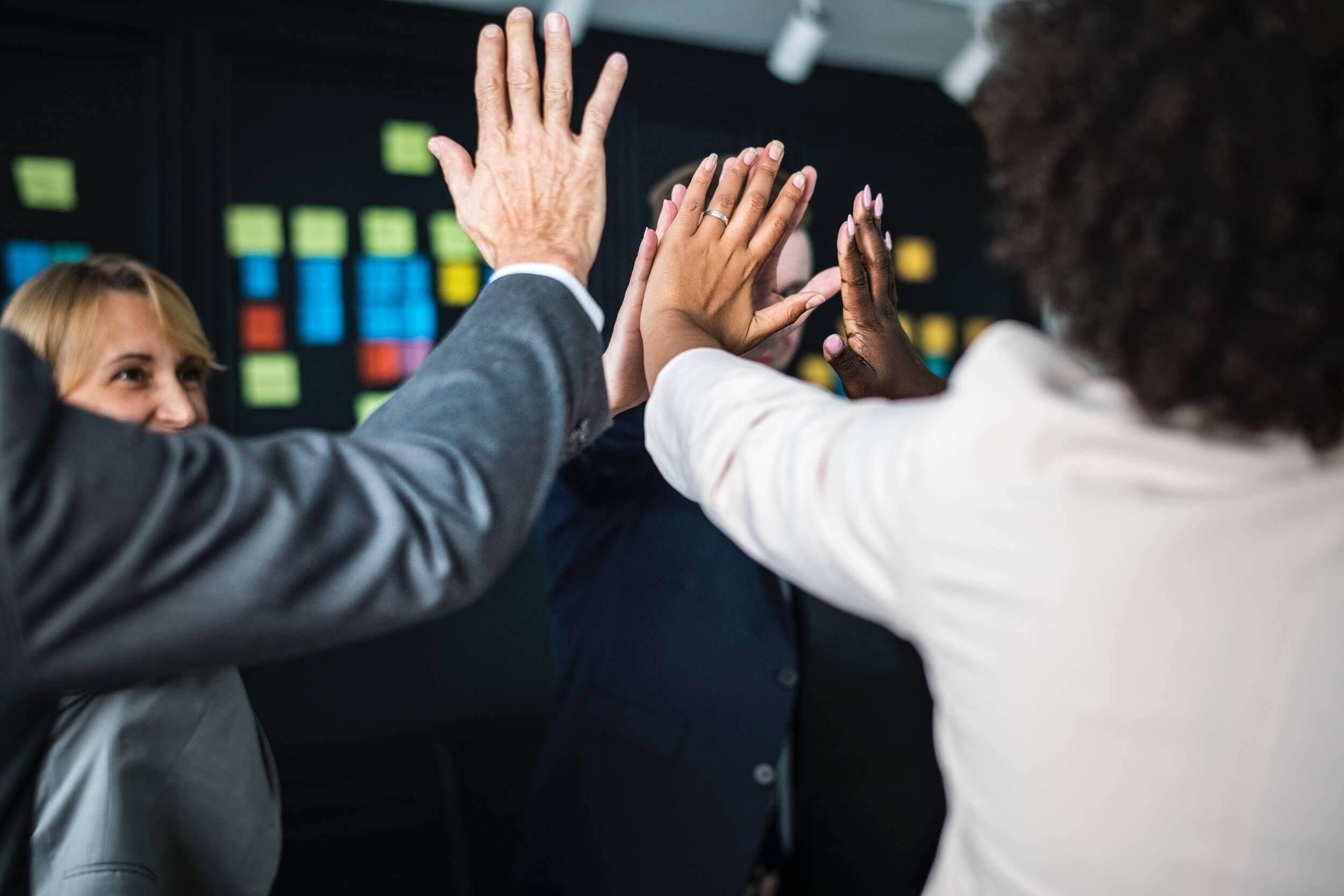 project managers build trust