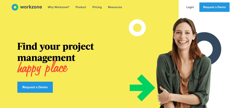 workzone microsoft project alternative
