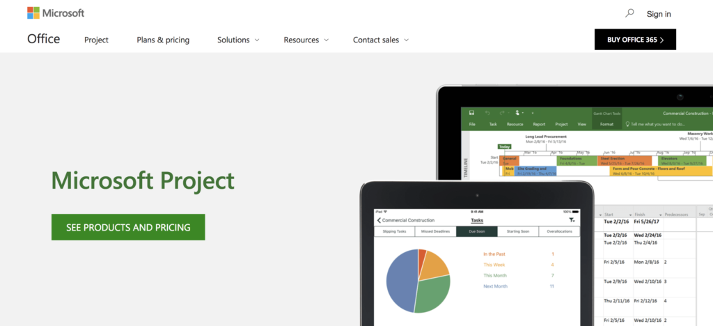 Microsoft Project - Project Management for Old-school managers