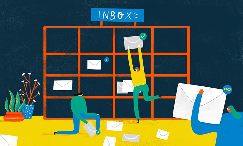 12 Email Management Tips to Keep Your Inbox Organized Resolutions