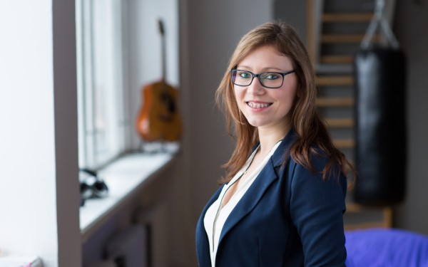 Liisa Toompuu of Toggl
