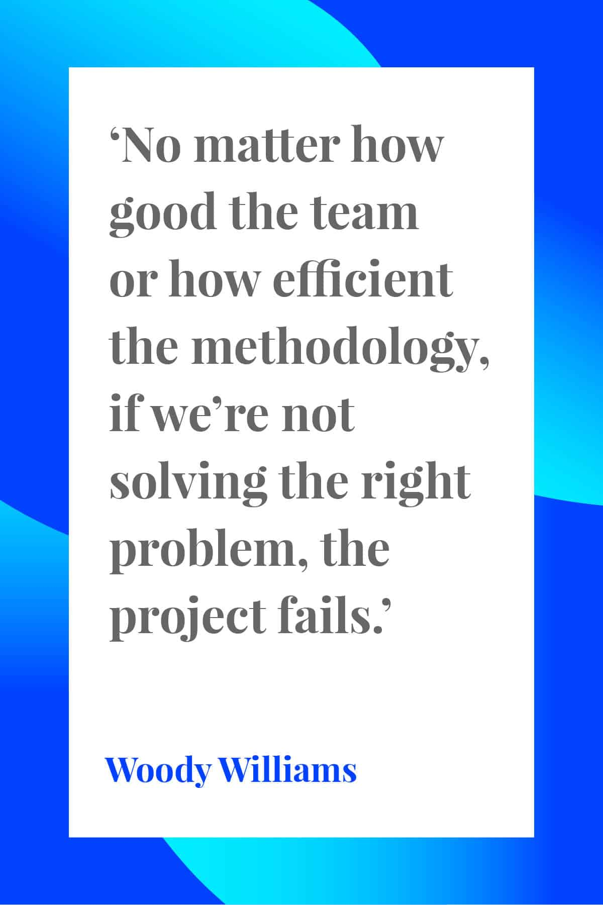 These 50 project management quotes will inspire you and your team before your next project. #quotes #projectmanagement #leadership