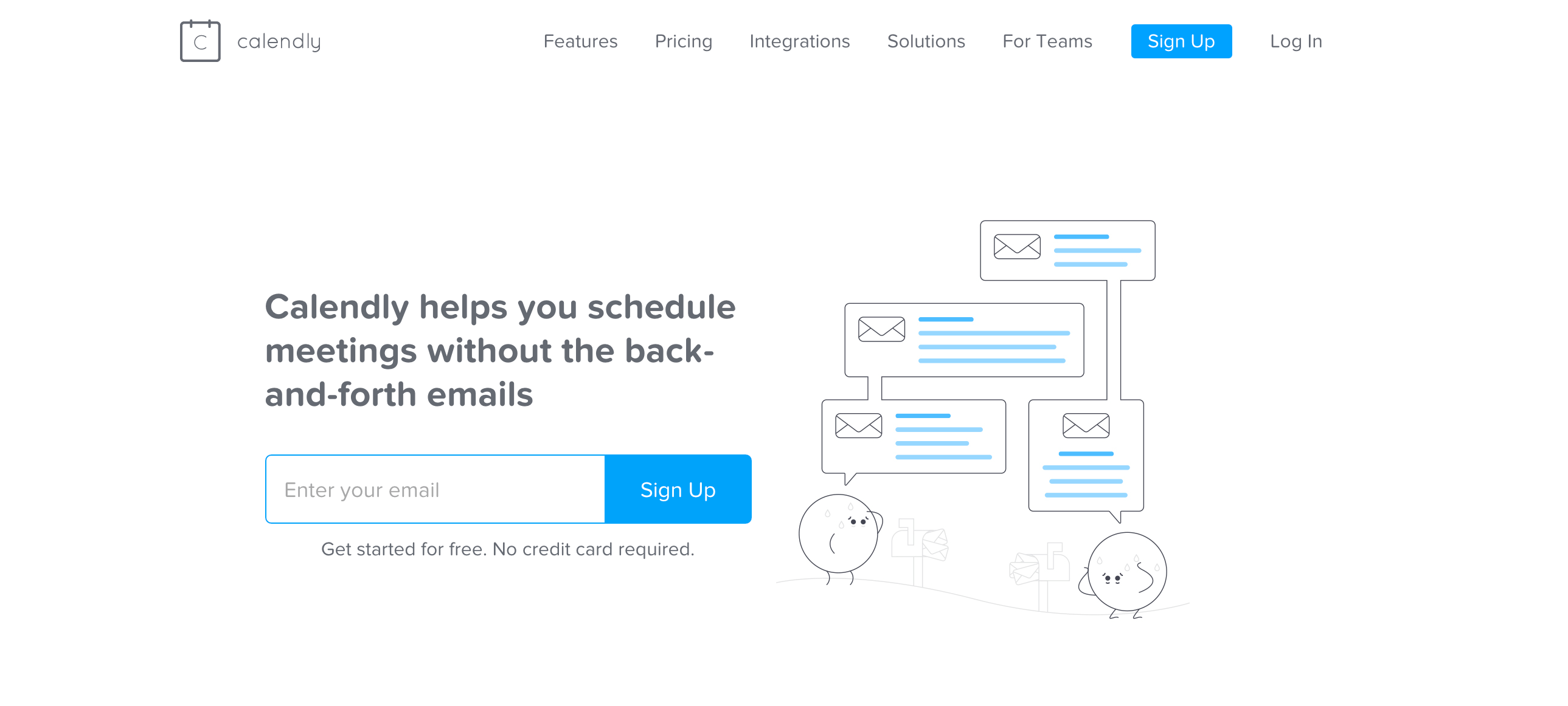 scheduling apps calendy