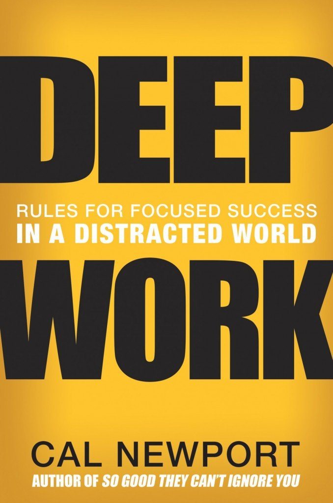 Deep Work By Cal Newport Book Cover 678x1024