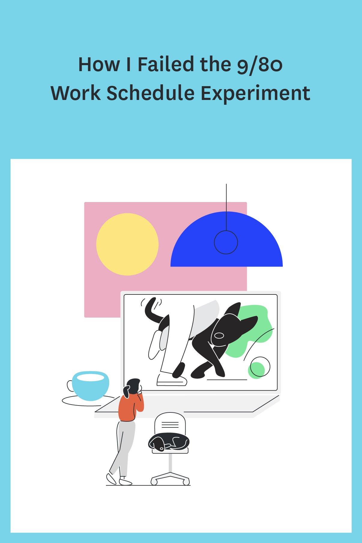 What is a 9/80 work schedule? It's when you work 80 hours in 9 work days, instead of the usual 10 days. If you've been wanting to try a 9/80 work schedule, read this first! Our onboarding manager tried it and her results were surprising.