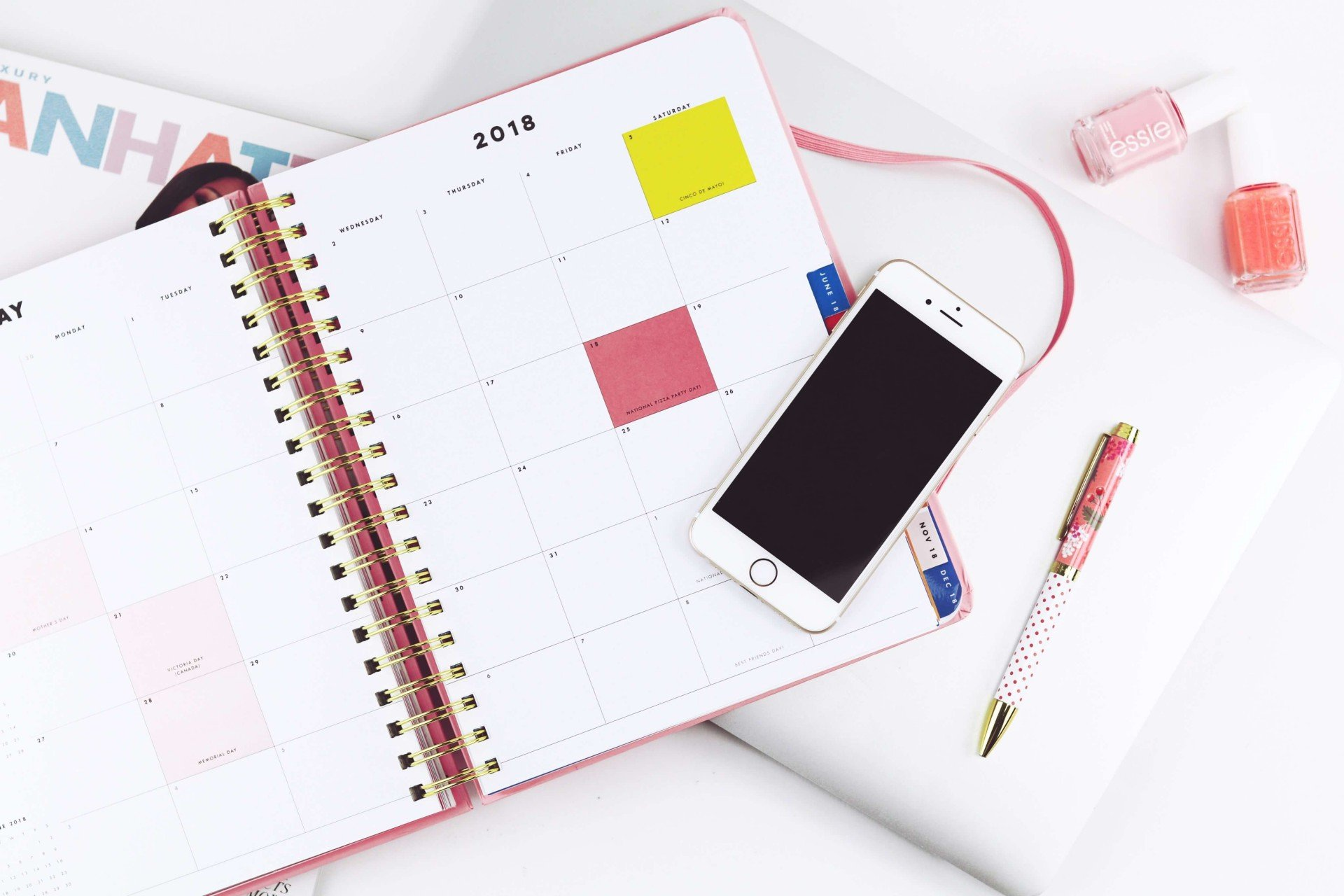 One of the most effective time management strategies is to plan out your day.