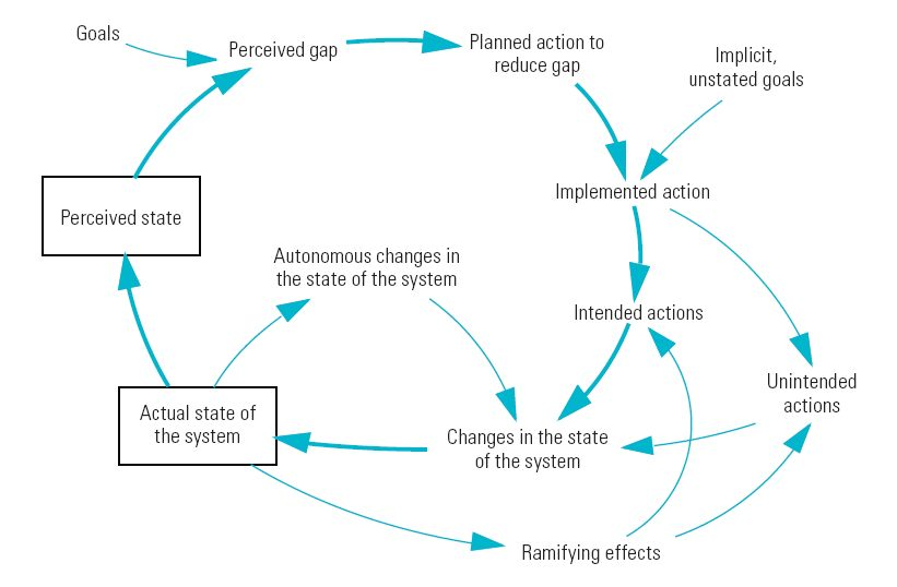 systems thinking causal loop