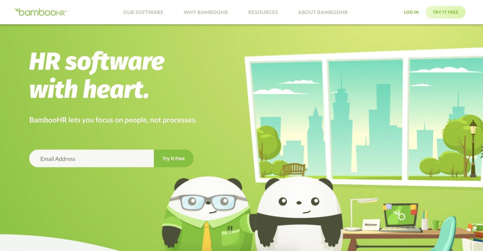 bambooHR workforce optimization