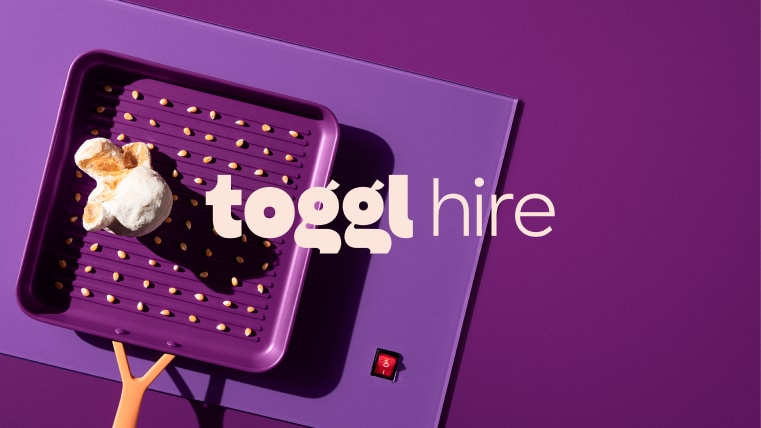 Hundred5 is now Toggl Hire