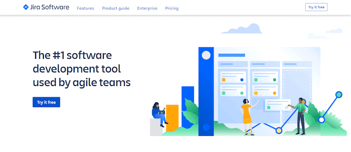 Jira - Project management for agile software teams