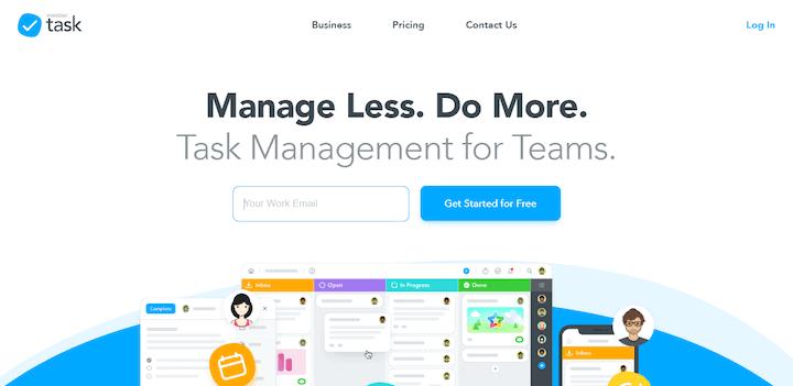 MeisterTask - Task management alternative to Asana