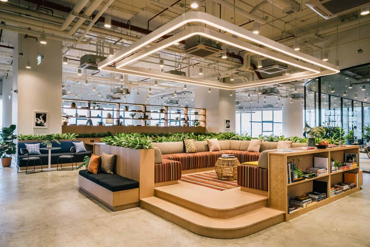 What A Wework Interior Designer Can Teach Us About Our Workspace
