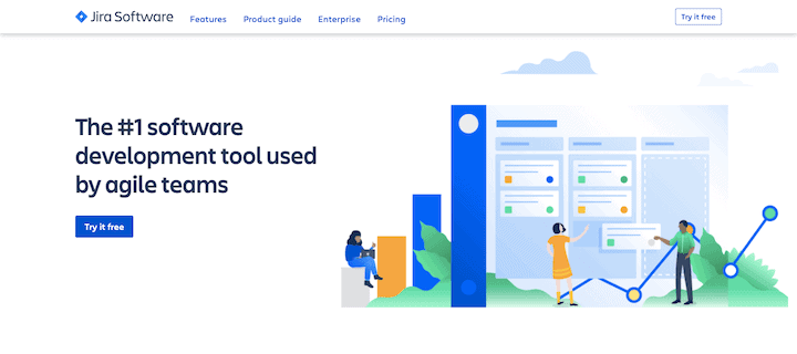 Jira - Software Project Planning Tool
