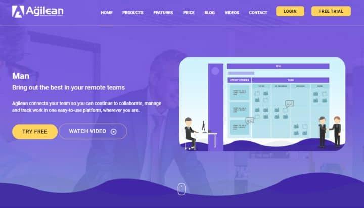 Agilean - Agile project management software