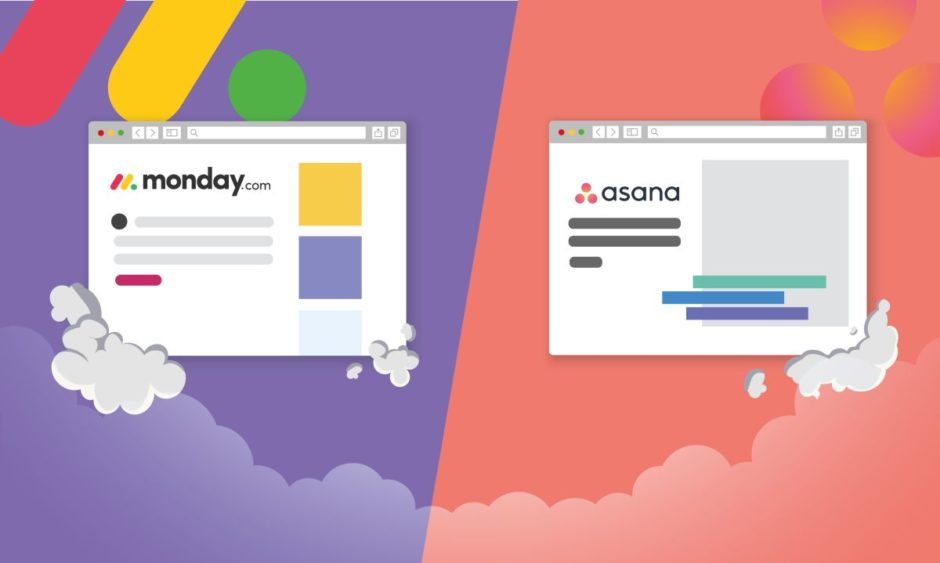Monday vs Asana: Features & Price comparison