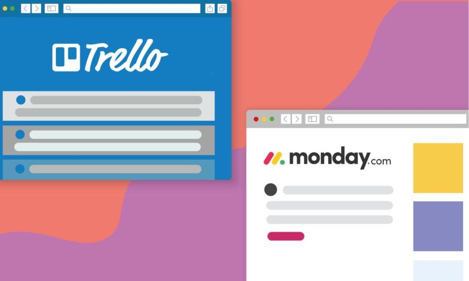Trello vs Monday.com