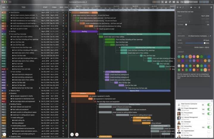 Quick Plan - Mac Alternative To Microsoft Project