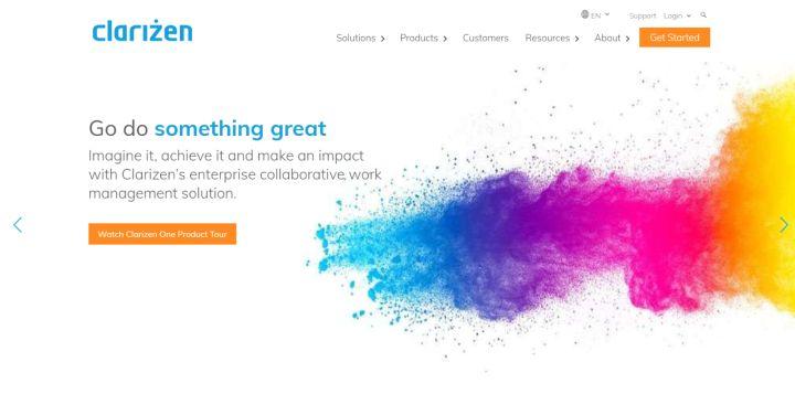Clarizen Enterprise Project Management Software