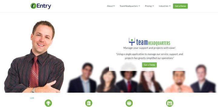Entry Project Management & Help Desk Software