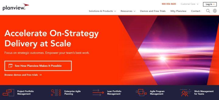 Planview - Enterprise Project Management
