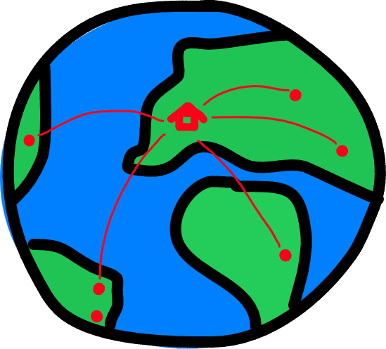 Relocating Globe
